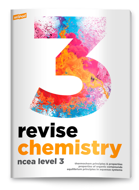 Scipad Level 3 Chemistry Revision