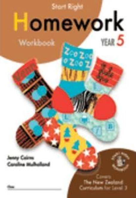 Year 5 Homework Start Right Workbook
