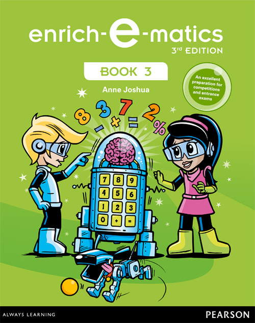 Enrich-E-Matics Book 3 (3e)