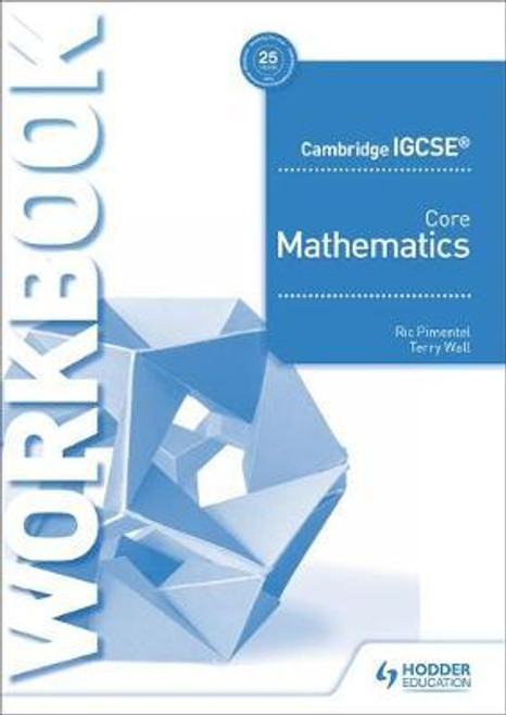Cambridge IGCSE Core Mathematics Workbook