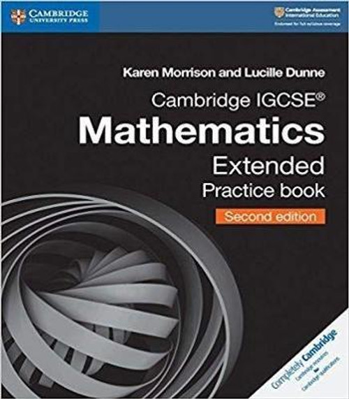 Cambridge IGCSE (R) Mathematics Extended Practice Book