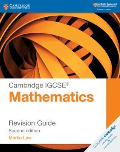Cambridge IGCSE (R) Mathematics Revision Guide