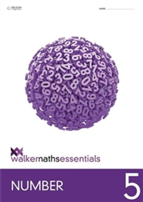 Walker Maths Essentials Number 5 Workbook
