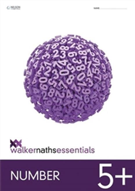 Walker Maths Essentials Number 5+ Workbook