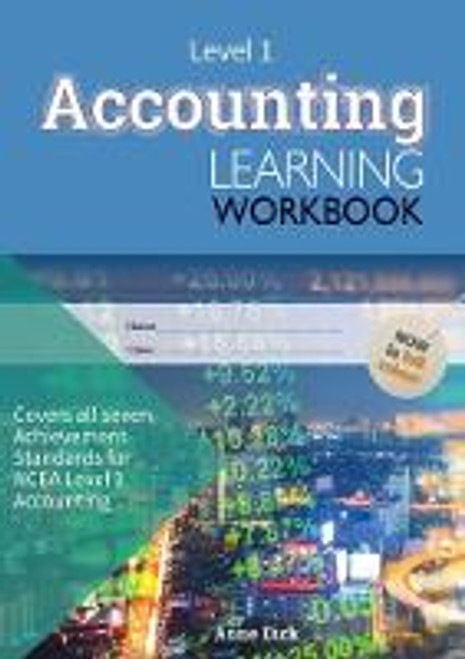 Level 1 Accounting Learning Workbook
