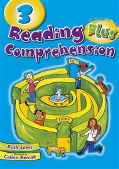 Reading Plus Comprehension: Book 3