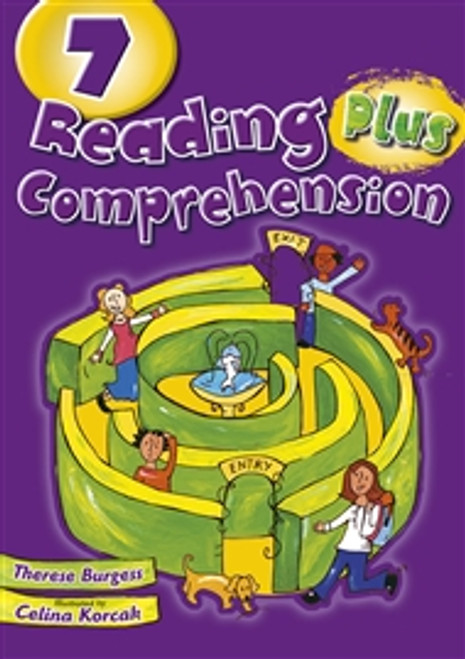 Reading Plus Comprehension: Book 7