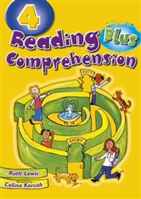 Reading Plus Comprehension: Book 4