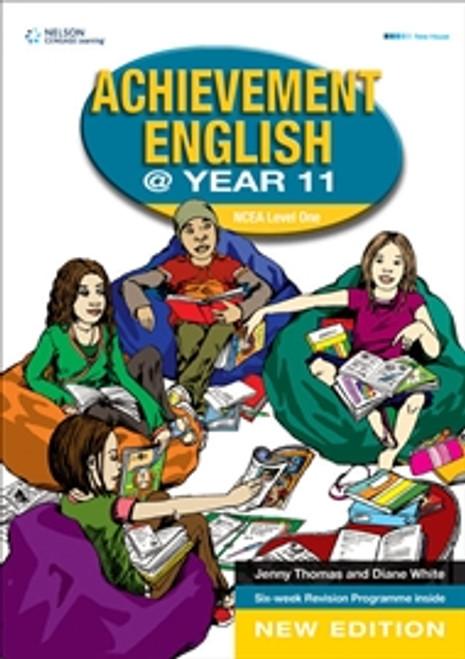 Achievement English @ Year 11 NCEA Level 1