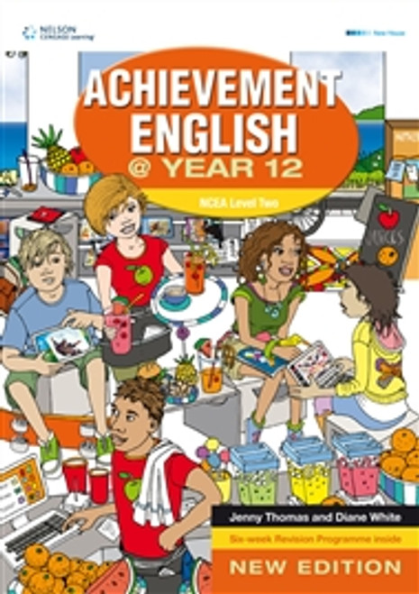 Achievement English @ Year 12 NCEA Level 2 (Revised)