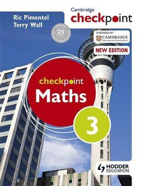 Cambridge Checkpoint Maths Student's Book 3