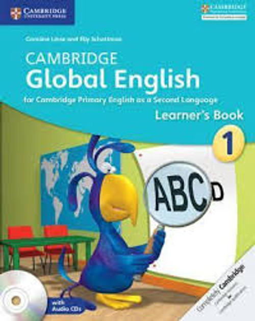 Cambridge Global English Stage 1 Learner's Book (with Audio CDs)