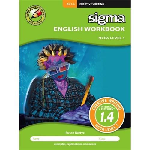 English Workbook NCEA Level 1: As 1.4 Creative Writing