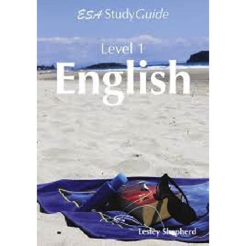 ESA NCEA Level 1 English Study Guide