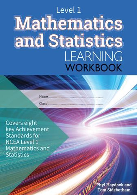 ESA NCEA Level 1 Mathematics and Statistics Learning Workbook