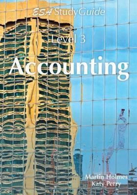ESA NCEA Level 3 Accounting Study Guide