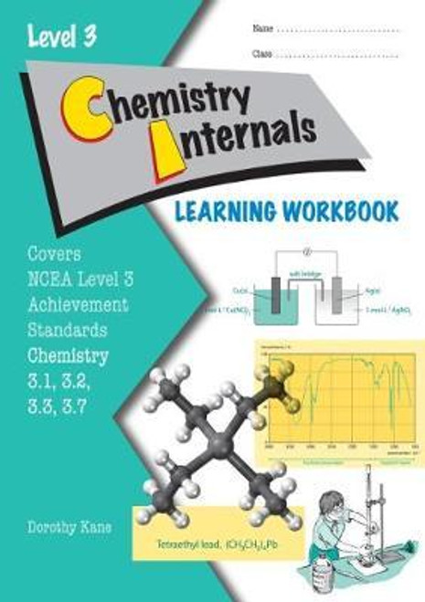 NCEA Level 3 Chemistry Internals Learning Workbook