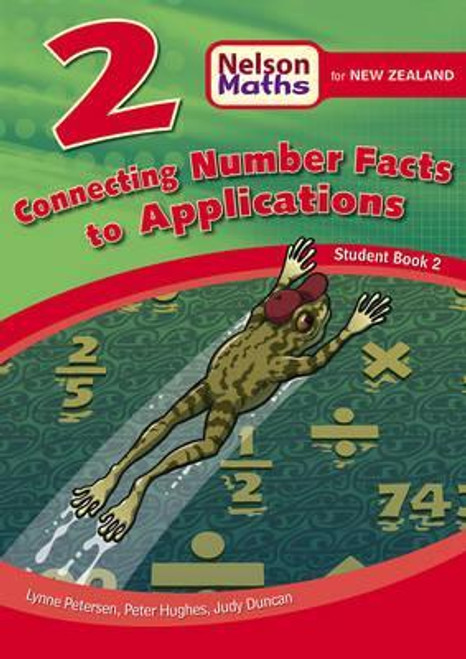 Nelson Maths for New Zealand: Student Book 2