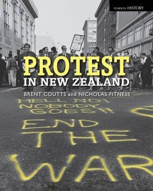 Protest in New Zealand