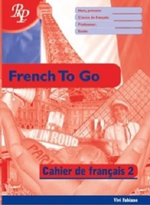 French Book - Cahier de Francais 2