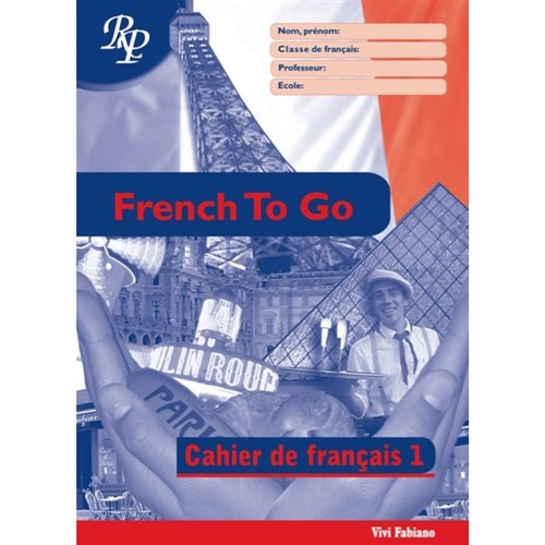 Ryan French To Go: Book 1