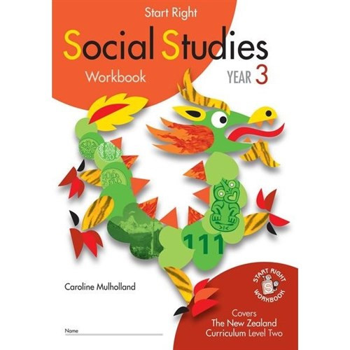 Start Right Year 3 Social Studies Workbook