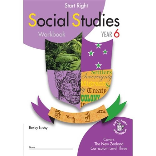 Start Right Year 6 Social Studies Workbook
