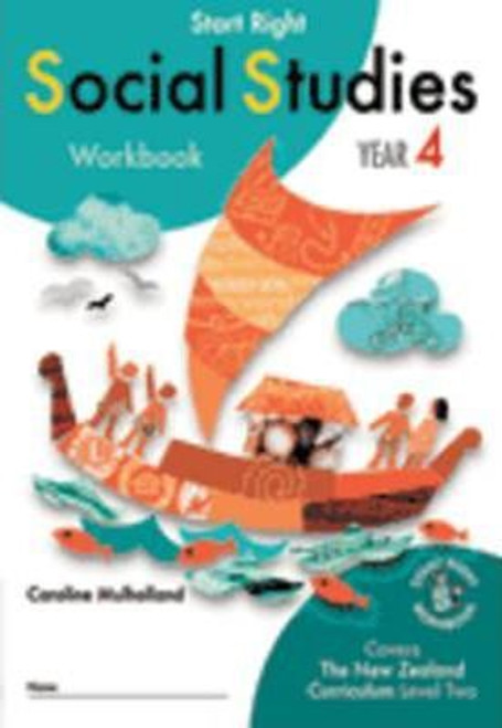 Start Right Year 4 Social Studies Workbook