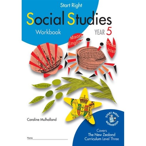 Start Right Year 5 Social Studies Workbook