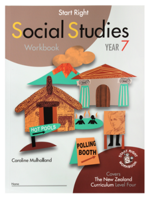Start Right Year 7 Social Studies Workbook