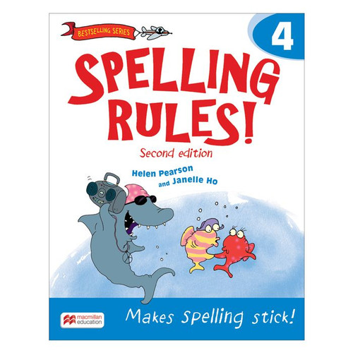 Spelling Rules! 2E Book 4