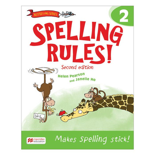 Spelling Rules! 2E Book 2