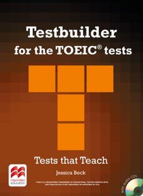 Testbuilder for the TOEIC test