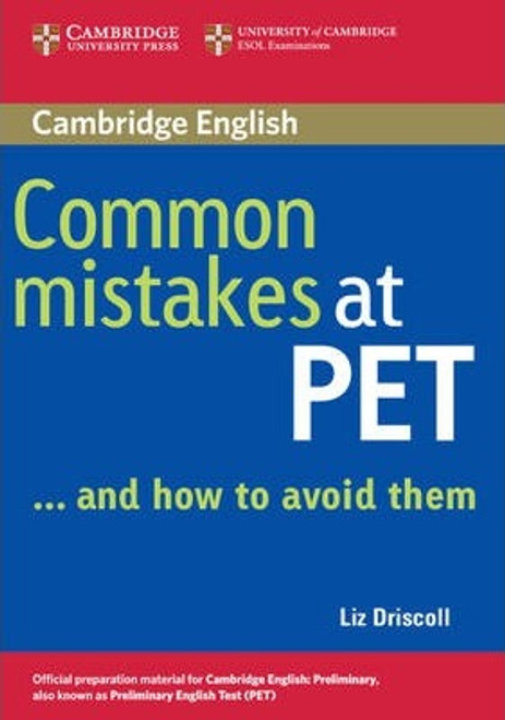 Common Mistakes At PET…and How To Avoid Them