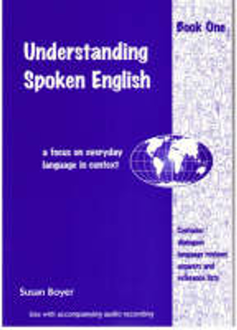 Understanding Spoken English 1 Book and CD Pack