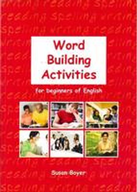 Word Building Activities for Beginners
