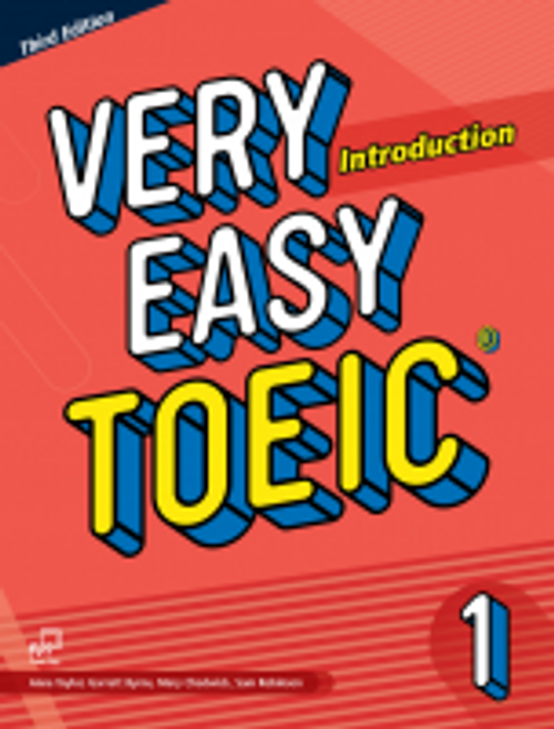 Very Easy TOEIC 1: Introduction