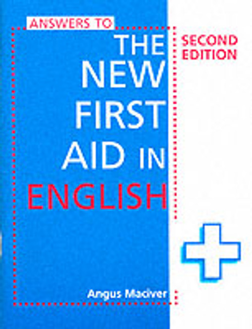 Answers to the First Aid in English