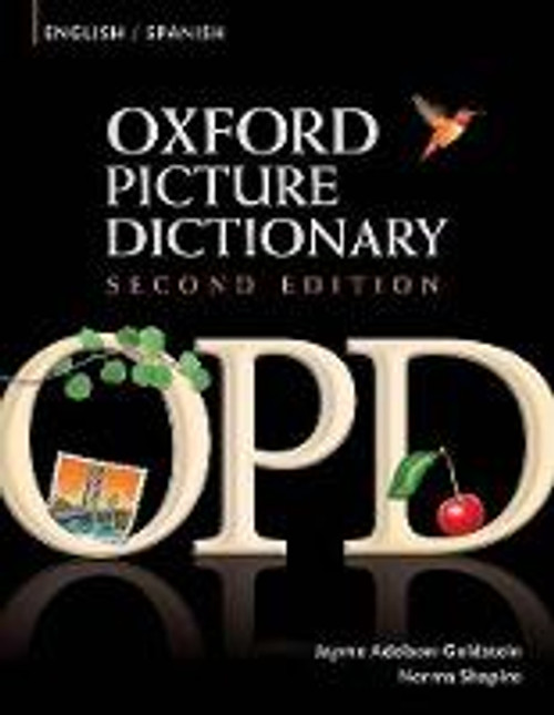 Oxford Picture Dictionary: English/Spanish