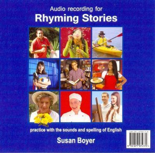 Rhyming Stories: Practice Sounds and Spelling