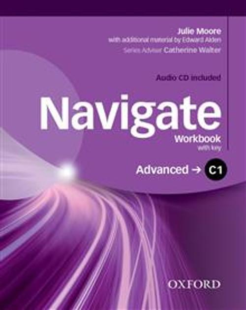 Navigate: C1 Advanced Workbook (with Key)
