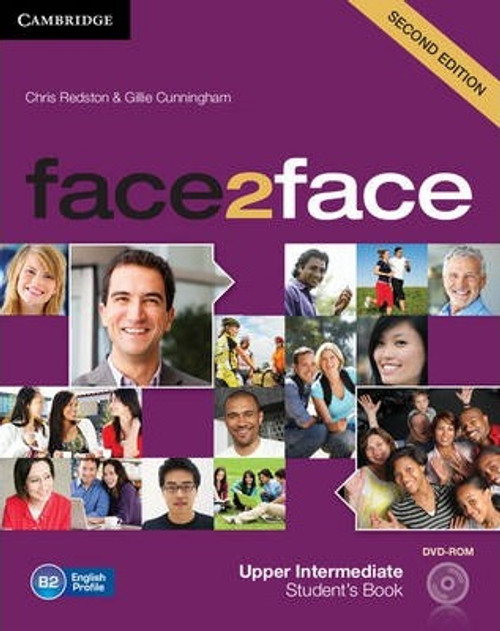 face2face Upper Intermediate Student's Book with DVD-ROM
