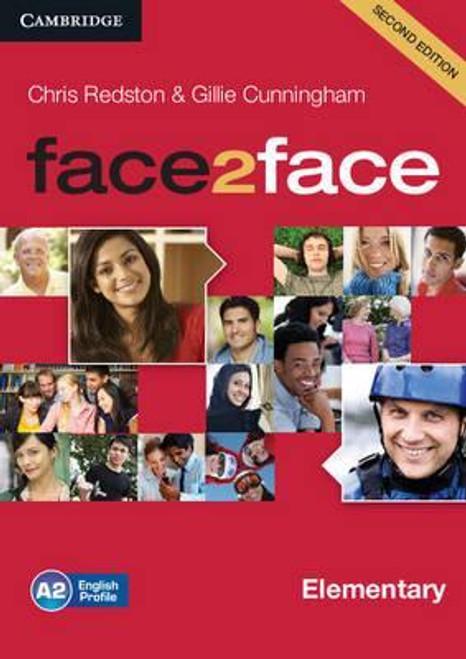 face2face Elementary Class Audio CDs