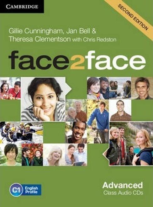 face2face Advanced Class Audio CDs