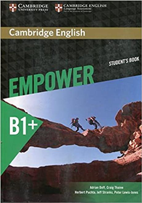Cambridge English Empower B1+: Intermediate Student's Book