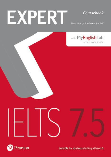 Expert IELTS 7.5 Coursebook with MyEnglishLab