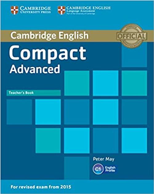 Cambridge English Compact Advanced Teacher's Book