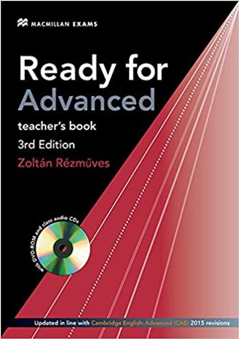 Ready for Advanced Teacher's Book