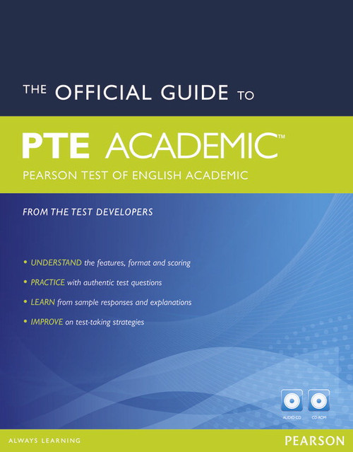 The Official Guide to the Pearson Test of English Academic (New Edition)