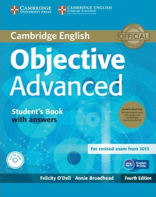 Cambridge English Objective Advanced Student's Book Pack